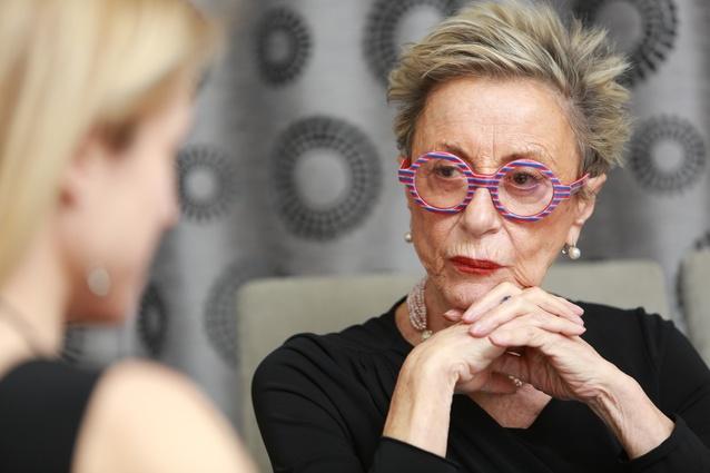Сексуальное удовлетворение старой женщины